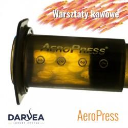 Siorbanie Kawy i AeroPress - cupping Kraków