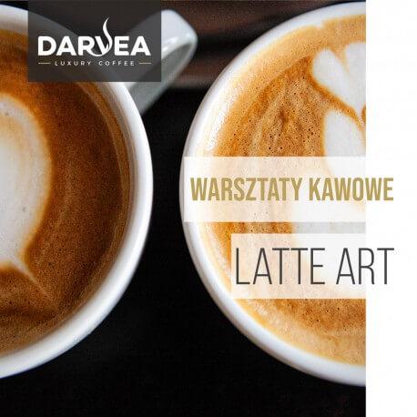 Warsztaty kawowe - Latte Art