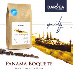 Darvea kawa ziarnista specialty Panama Bouqete - kawa wysokiej jakości