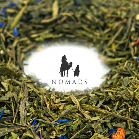 Herbata zielona Nomads Banana Island