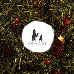 Herbata zielona Nomads Czerwona Pasja