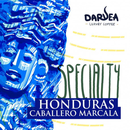 Darvea Honduras Caballero Marcala - kawa ziarnista specialty