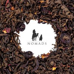Herbata czerwona Nomads Pu-erh Wiśnie W Rumie
