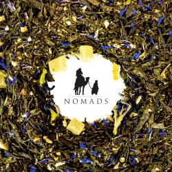 Herbata niebieska Głębia Oceanu Nomads