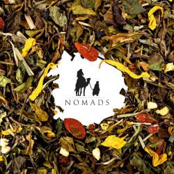 Herbata biała Jagodowy Pocałunek Nomads