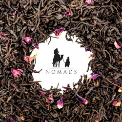 Herbata czarna Nomads Earl Grey Rose