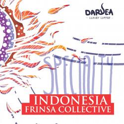 Darvea Indonesia Frinsa Collective - kawa ziarnista specialty