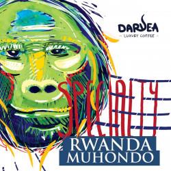 Darvea kawa ziarnista Rwanda Muhondo