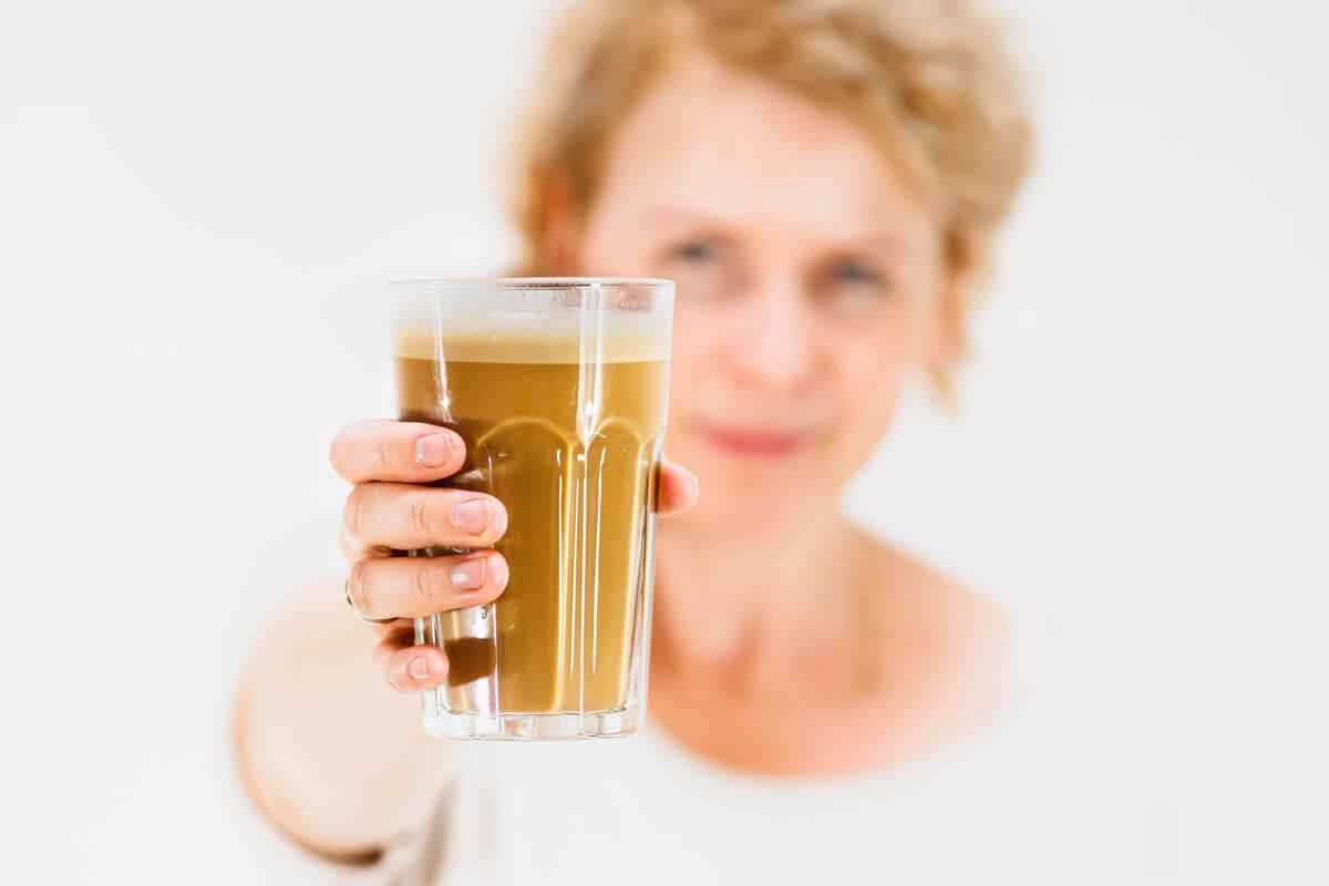 Kawa Darvea na wyciągnięcie ręki