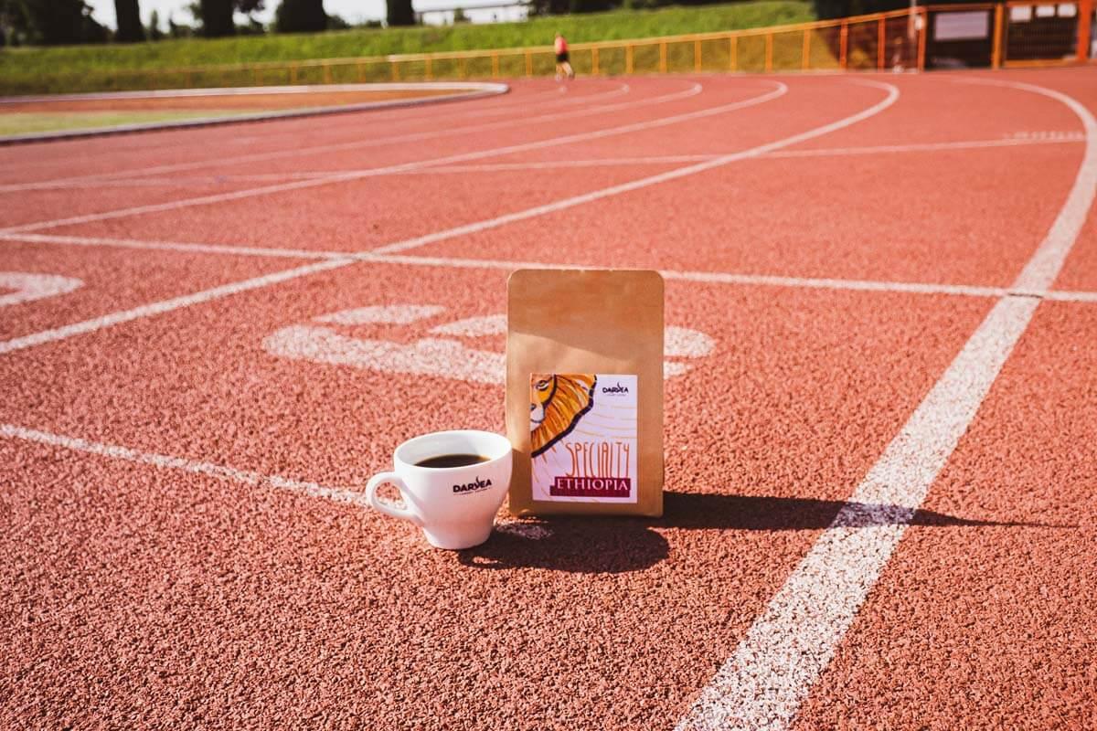 Kawa dla biegaczy