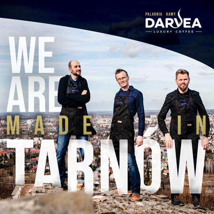 Made in Tarnów - Palarnia Kawy w Tarnowie