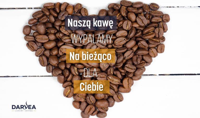 Darvea - kawa świeżo palona